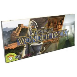 7 Wonders ext Wonder Pack 4