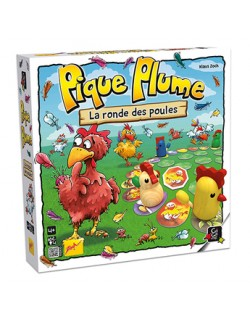 Pique Plume Gigamic